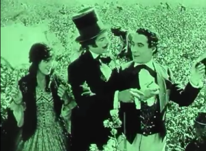 Screenshot aus The Birth of a Nation. Lizenz: gemeinfrei.