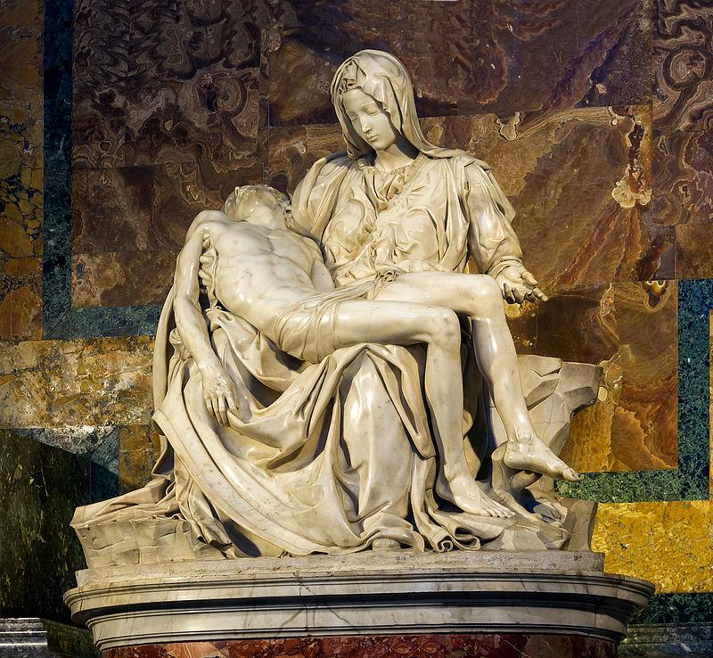 Michelangelos Pietà