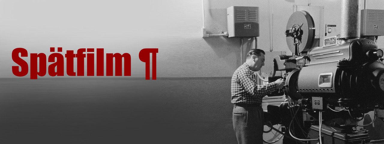 Spätfilm